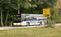 Buslinie 106 (Foto: Bodo Hering)